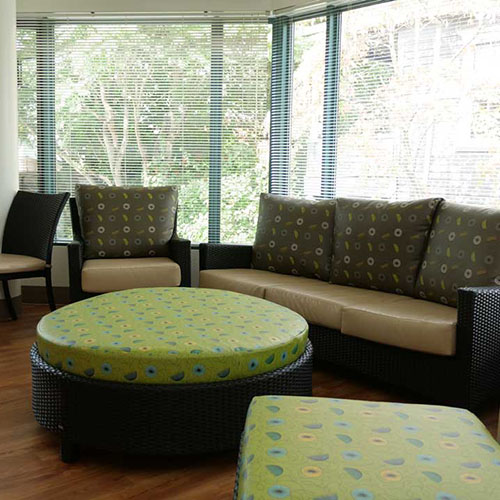 Peaceful Spaces at Bailey-Boushay House for Patients and Families to ...